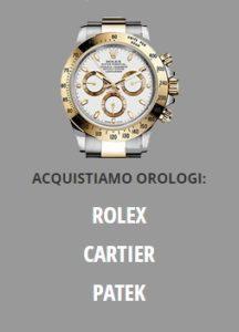 compro orologi rolex pisa